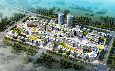 VAST Zhangjiakou City New Industrial Park